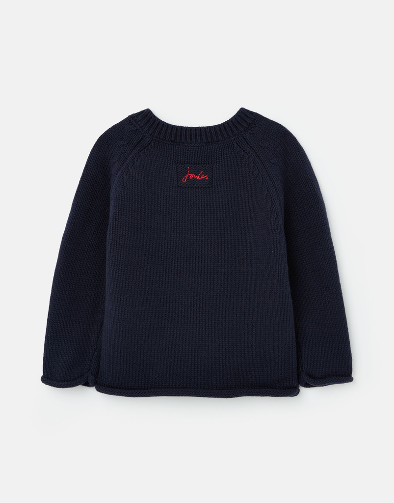 Joules Joules Stanley Shark Sweater