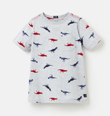 Joules Joules Olly Dinos Shirt
