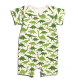 Winter Water Factory Winter Water Factory Summer Dinosaurs Romper
