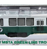 Sidetrack Sidetrack Die Cast MBTA Trolley Car