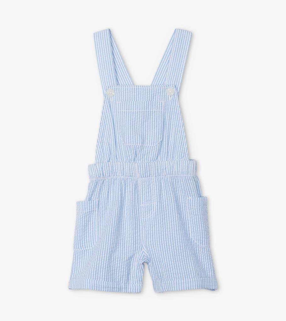 Hatley Hatley Striped Baby Overalls