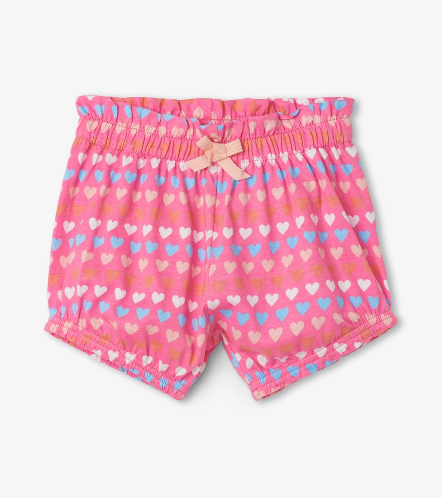 Hatley Hatley Tiny Hearts Bloomer Shorts