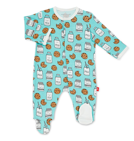 Magnificent Baby Magnificent Baby Bedtime Stories Modal Magnetic Footie