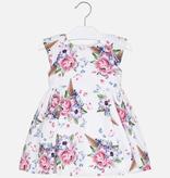 Mayoral Mayoral Flowered Dress