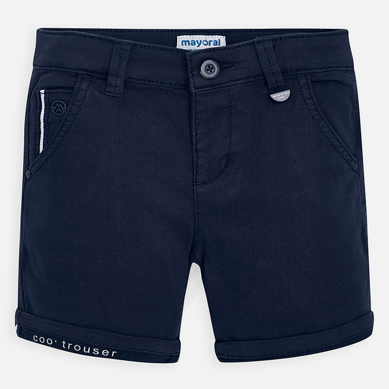 Mayoral Mayoral Stuctured Shorts