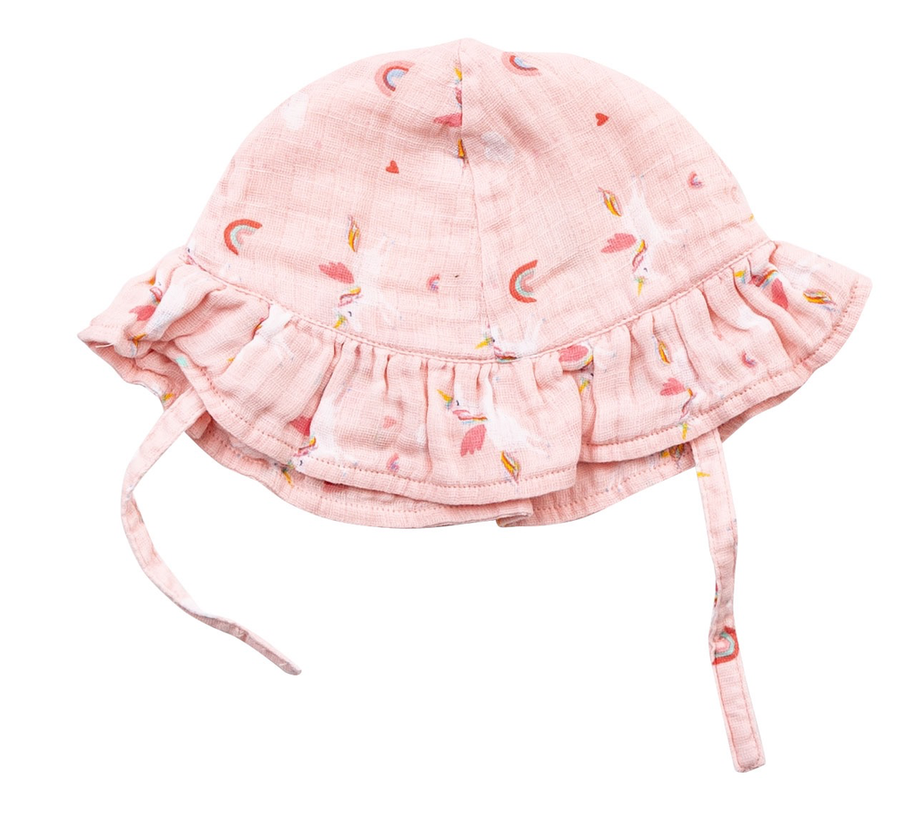 Angel Dear Angel Dear Unicorn Sunhat