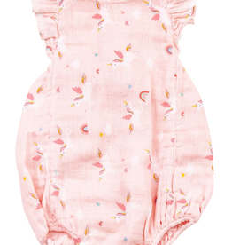 Angel Dear Angel Dear Unicorn Sunsuit