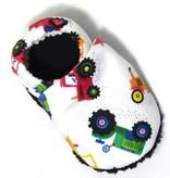 Kaya's Kloset Soft Soled Baby Shoes(more fabrics)
