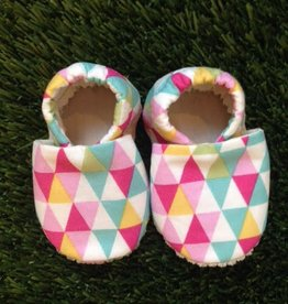 Kaya's Kloset Soft Soled Baby Shoes