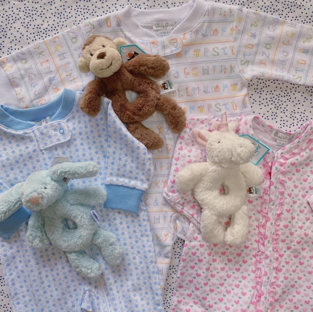 Tiny Hanger Baby Boy Gift Set (more price options)
