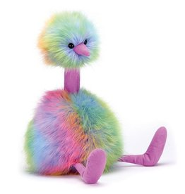 JellyCat Jelly Cat Rainbow Pom Pom Medium
