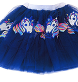 Heart & Unicorn Tutu Skirt