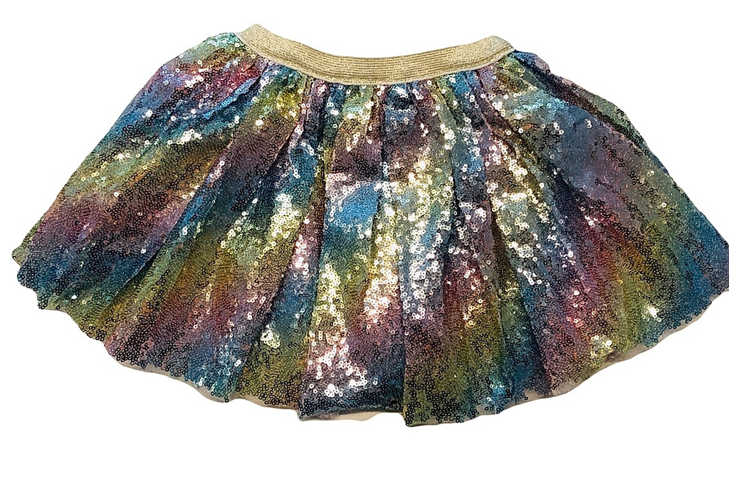 Pastel Disco Tutu Skirt