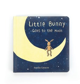 JellyCat Jelly Cat Little Bunny Goes to the Moon