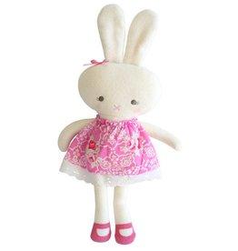 Alimrose Alimrose Pink Rose Hannah Bunny Doll