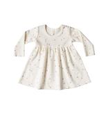 Quincy Mae Quincy Mae Longsleeve Baby Dress