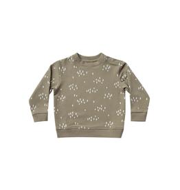 Quincy Mae Quincy Mae Fleece Sweatshirt & Sweatpant Set