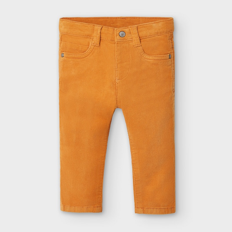 Mayoral Mayoral Slim Fit Cord Trouser