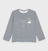 Mayoral Mayoral Striped Tee Shirt