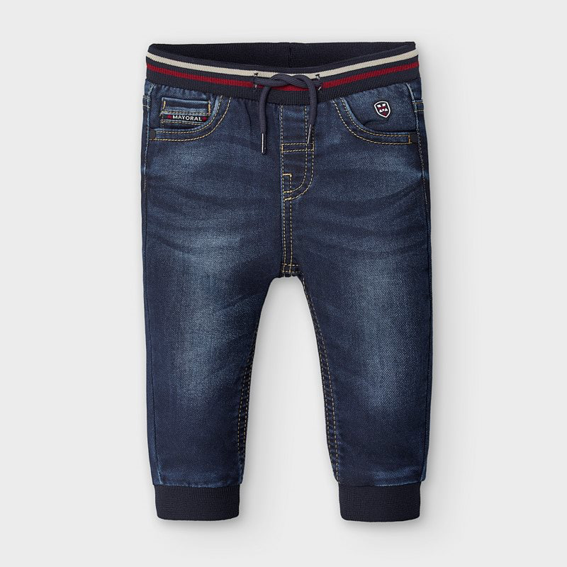 Mayoral Mayoral Soft Denim Jogger