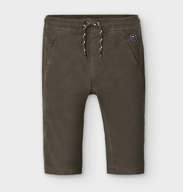 Mayoral Mayoral Microcord Lined Trousers