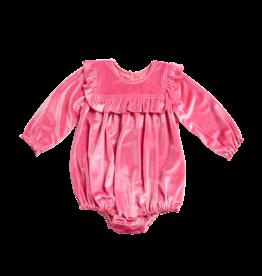 Pink Chicken Pink Chicken Quinn Velour Bubble