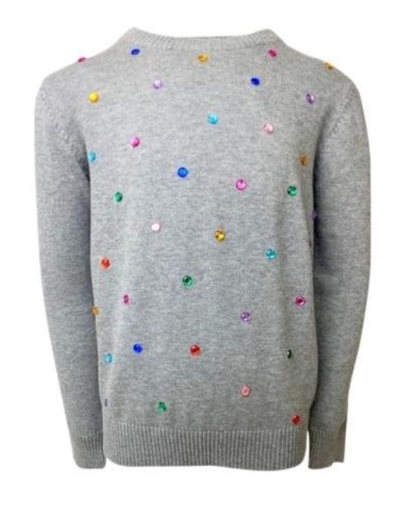 Lola & the Boys Lola & the Boys Infinity Stone Sweater
