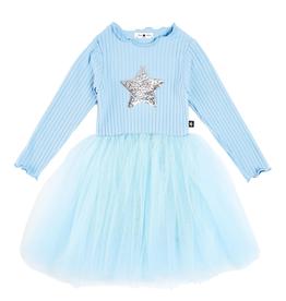 Petite Hailey Petite Hailey Baby Blue Star Tutu