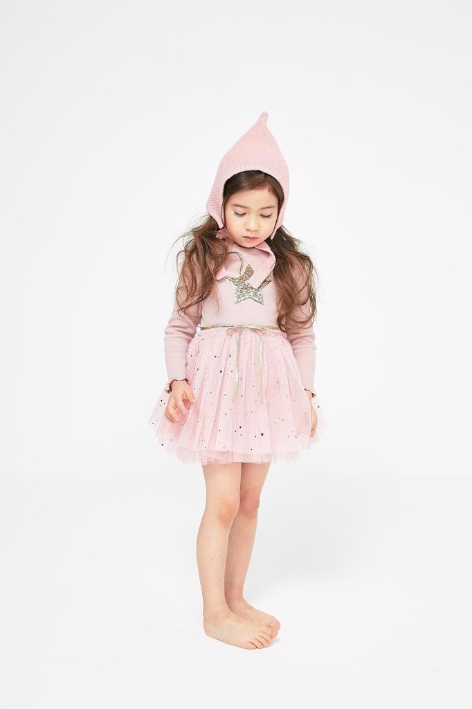 Petite Hailey Petite Hailey Pink Sparkle Tutu