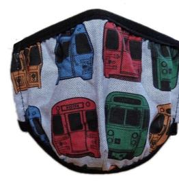 Sidetrack Sidetrack MBTA Boston Kid Mask