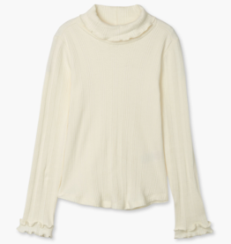 Hatley Hatley Winter Cream Turtleneck
