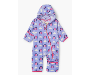 Hatley Fuzzy Fleece Bundler Body para Beb/és