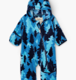 Hatley Hatley Forest Camo Fuzzy Fleeve Baby Bundler