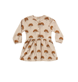 Rylee and Cru Rylee and Cru Mushroom Button Up Dress