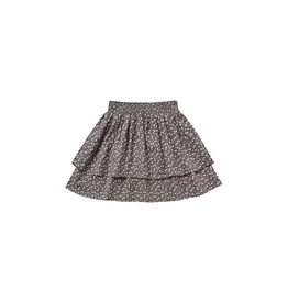 Rylee and Cru Rylee and Cru Ditsy Tiered Mini Skirt