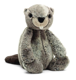JellyCat Jelly Cat Bashful Beaver Medium