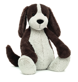 JellyCat Jelly Cat Bashful Fudge Puppy Huge