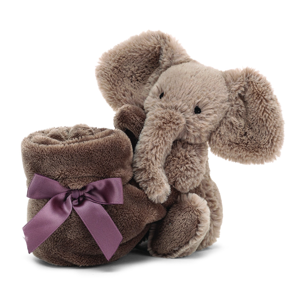 JellyCat Jelly Cat Smudge Elephant Soother
