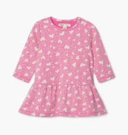 Hatley Hatley Quilted Hearts Flounce Skirt Dress