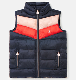 Joules Joules Brook Color Block Vest
