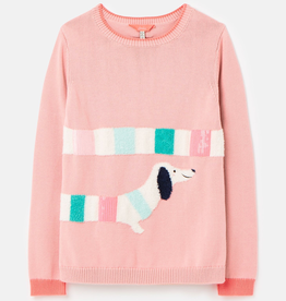 Joules Joules Geegee Intarsia Knit Sweater