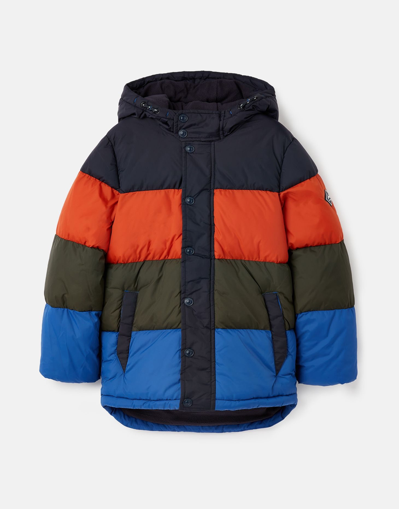 Joules Joules Newbold Colorblock Jacket