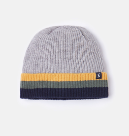 Joules Joules Millway Ribbed Knit Hat 3-7 years