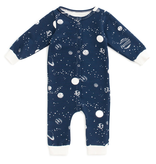 Winter Water Factory Winter Water Factory Planets Night Sky French Terry Jumpsuit