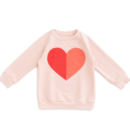 Winter Water Factory Winter Water Factory Heart Sweatshirt