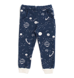 Winter Water Factory Winter Water Factory Planets Night Sky Sweatpants