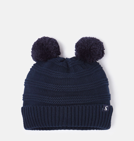 Joules Joules Pom Pom Knit Hat
