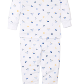 kissy kissy Kissy Kissy My First Hanukkah Pajama Set