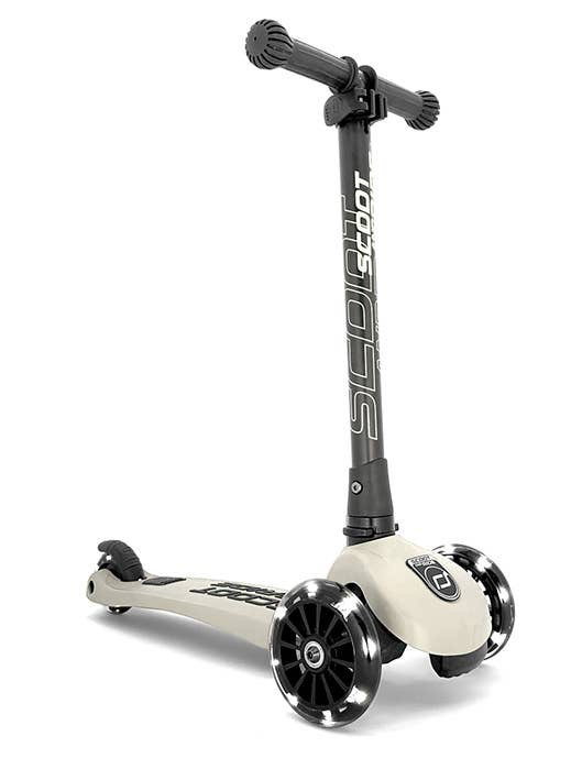 Scoot & Ride Scoot and Ride Highwaykick 3 LED Ash