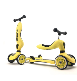 Scoot & Ride Scoot and Ride Highwaykick 1 Lemon